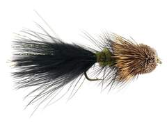 Bow River Bugger - Black 6