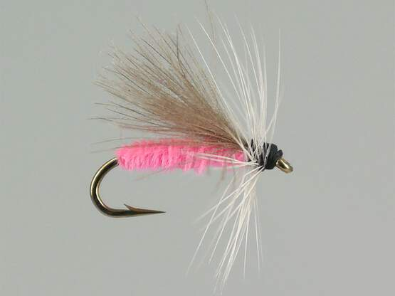 G1 Grayling CDC - Pink 18