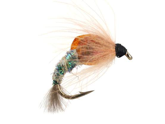 Caddis Deep Pupa - Green