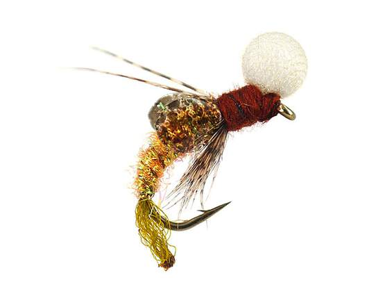 Caddis Stillborn - Amber