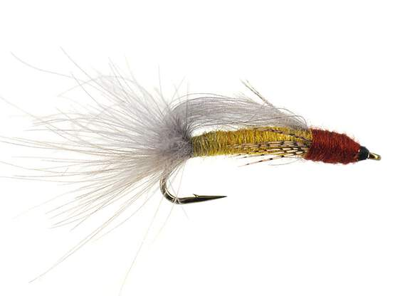 S6 Transition Caddis - Amber