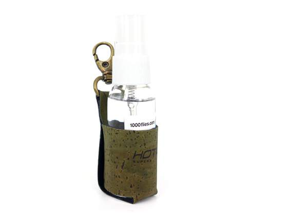Porta spray CORKY olive