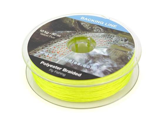 Backing giallo fluo 10 kg