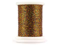 GLITTER THREAD textreme - 230 den - 35 m - golden brown