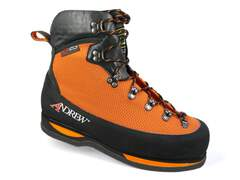 Scarponcini wading andrew CREEK ORANGE - gomma (Vibram) &...