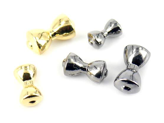 TUNGSTEN DUMBBELL EYES hotfly - 10 pc.