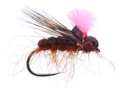 Ales High Viz Caddis Large Orange BL 12