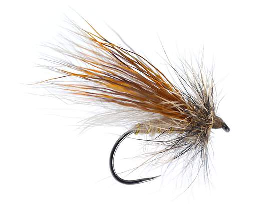 Featherlight CDC Deer Hair Sedge BL 10
