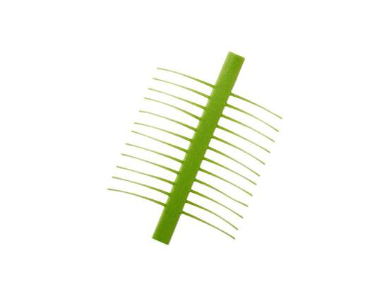 J:son Realistic tails & antennas - micro - 48 pc. - green