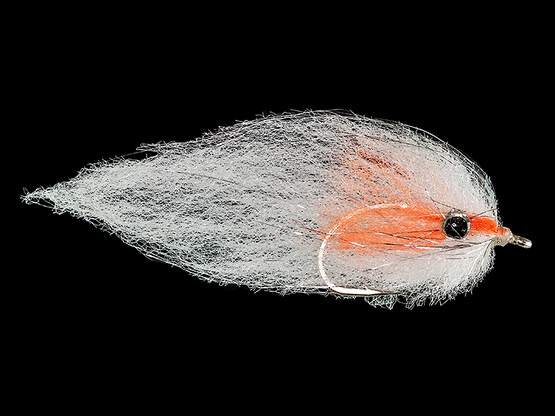 Gamakatsu Bait King White Orange