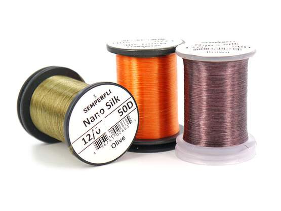 NANO SILK semperfli - 12/0