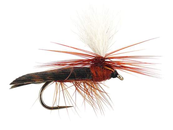 High Vis Brown Caddis 14
