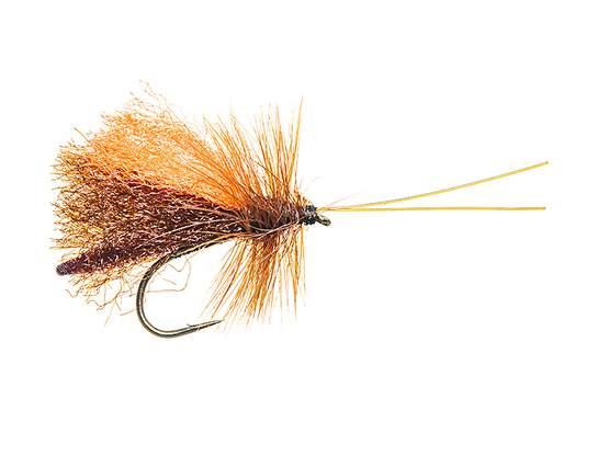 Slickwater Caddis - Brown 14