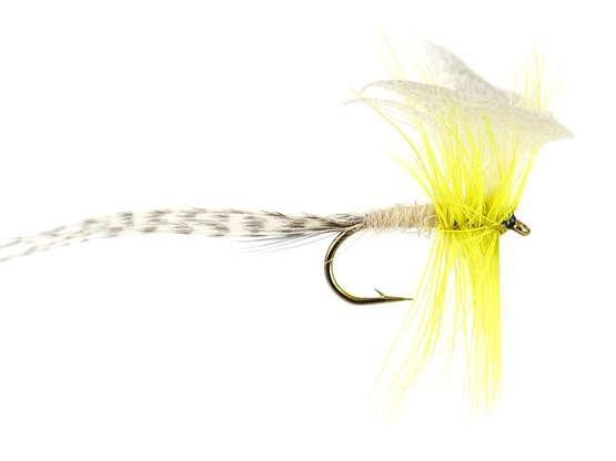 Yellow Mayfly Dun