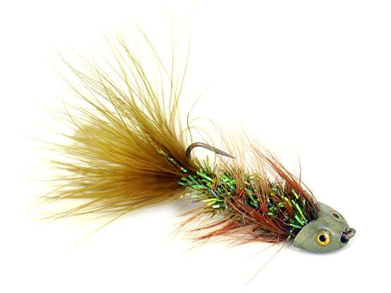 Sculpin Bugger - Olive