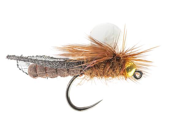 Stonefly Brown SPI 10 Barbless