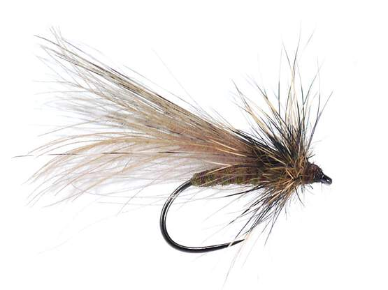 Ales Natural Caddis Middle BL