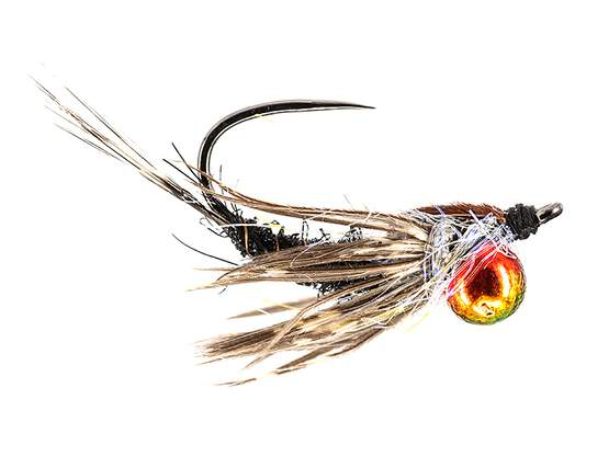 Peacock Wonder Jig Off TG BL