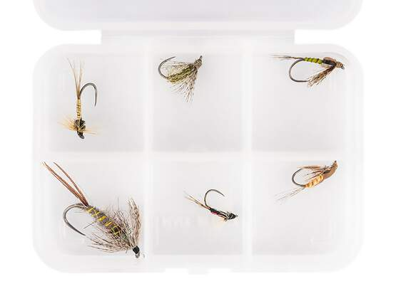 Selezione mosche hotfly CLASSIC NYMPHS ESSENTIAL LTD - 6...