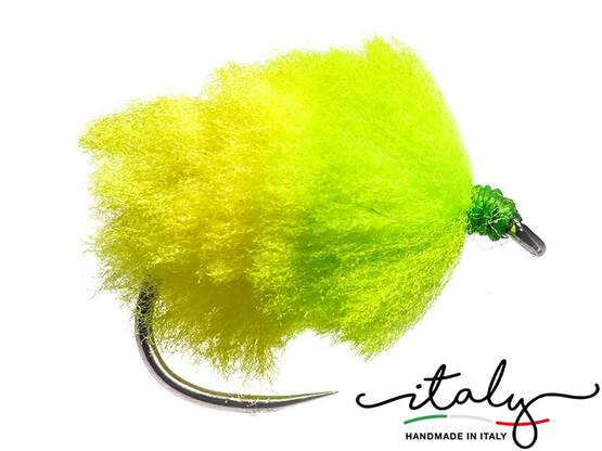 Paste Bait Mix Chartreuse Yellow BL