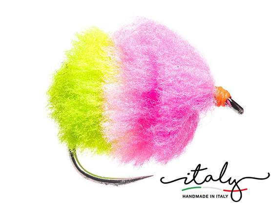 Paste Bait Mix Pink Chartreuse BL