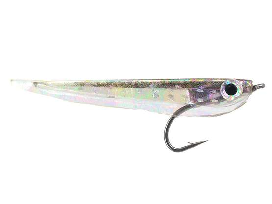 Gummy Minnow - Gold - Silver