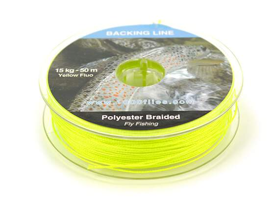 Backing giallo fluo 15 kg