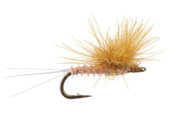 CDC Hackle Stacker - Pink Cahill 16