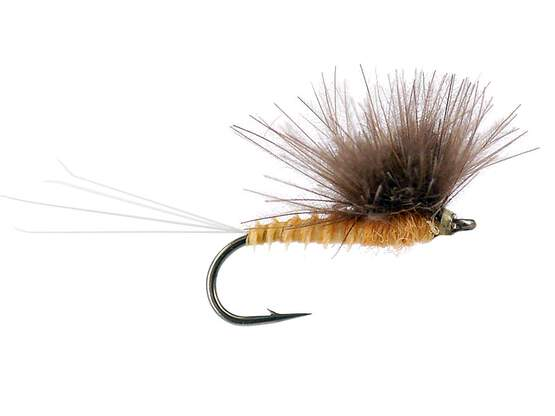 CDC Hackle Stacker - Sulpher 14