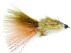Coffeys CH Sparkle Minnow - Sculpin 6