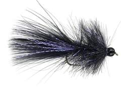 Coffeys Sparkle Minnow - Black Light 6