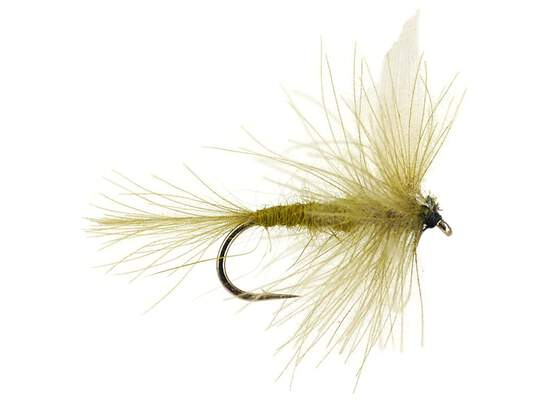 CDC Blue Winged Olive Dry